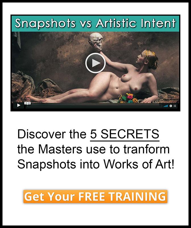 nude model video tutorial